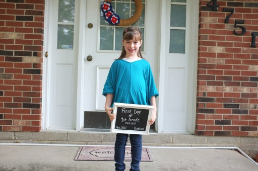 First Day of School 2014 (11)