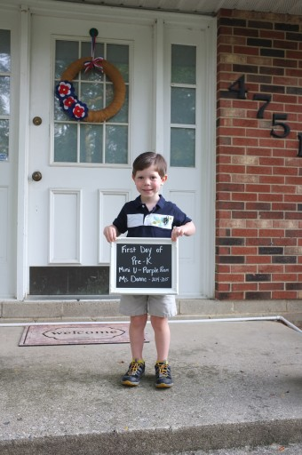 First Day of School 2014 (5)